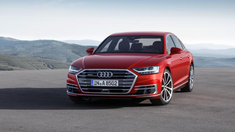Audi A8 2018 (II)