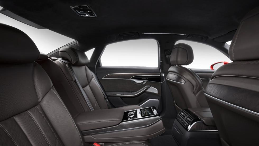 Audi A8 2018 (III)