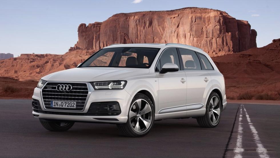Audi Q7 (III)