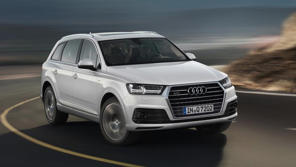 Audi Q7 (V)