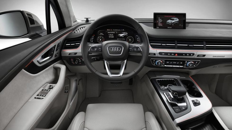 Audi Q7 (VII)