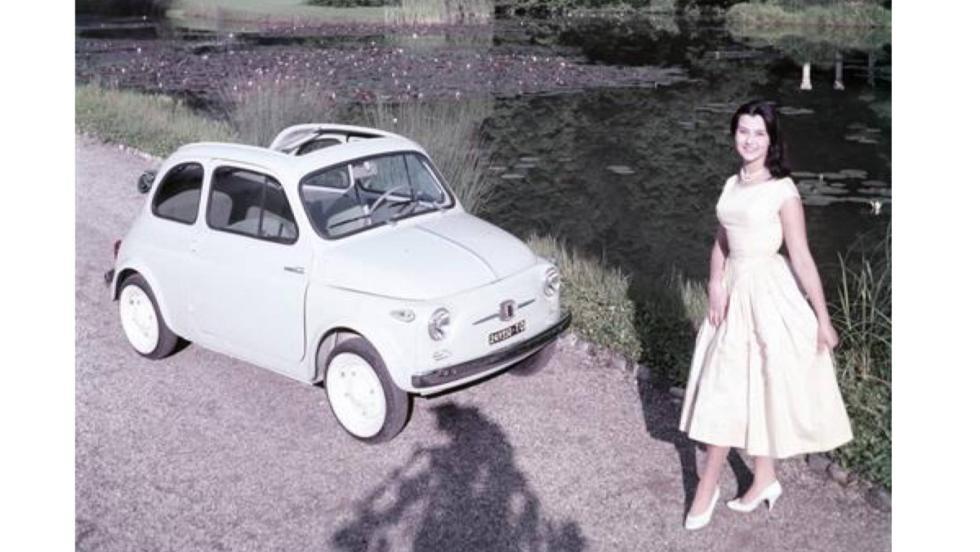 Ayer y hoy: Fiat 500