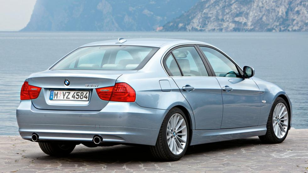 BMW Serie 3 segunda mano sedán