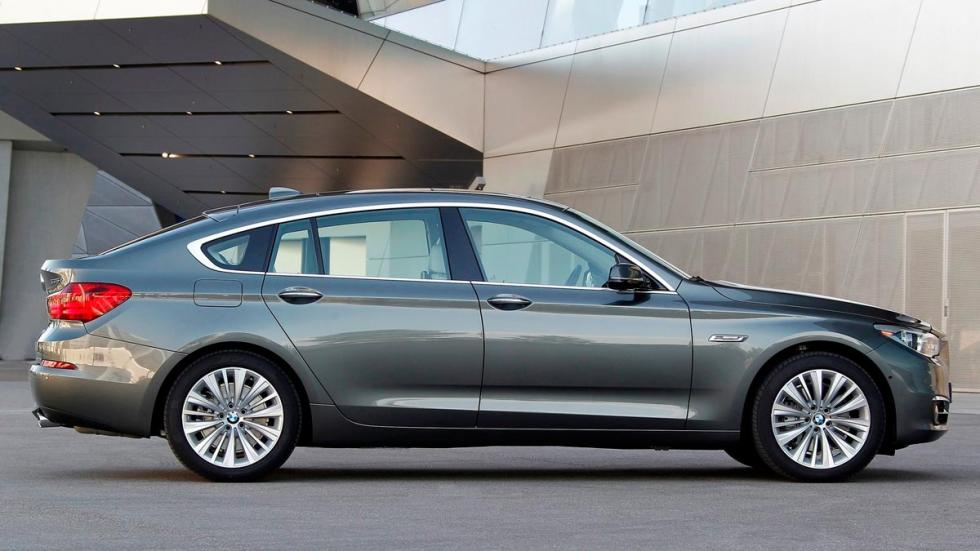 BMW Serie 5 GT monovolumen lujo familiar