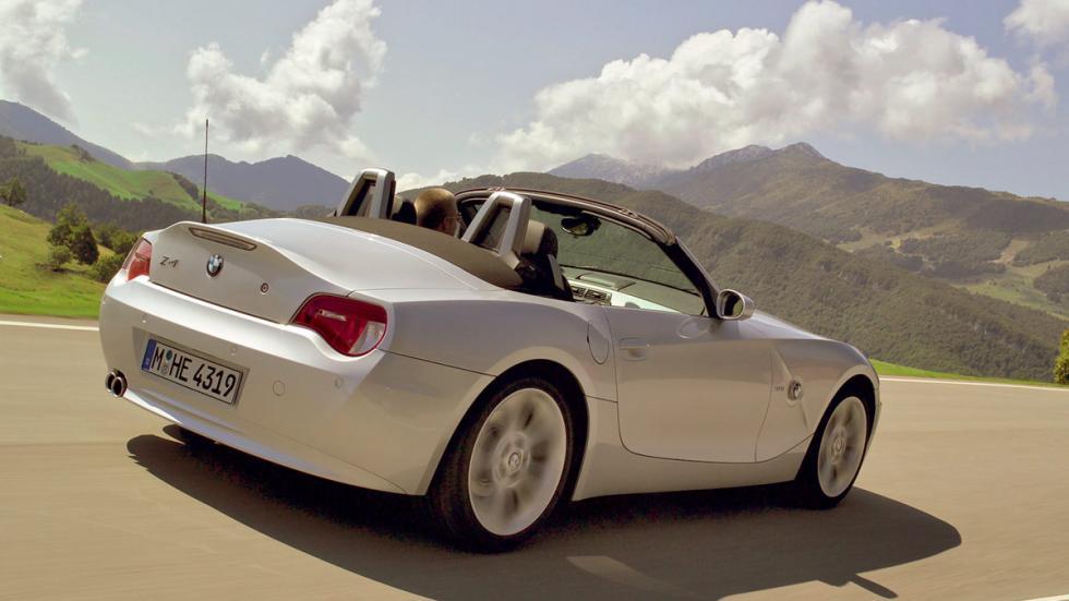 BMW Z4 segunda mano descapotable lujo