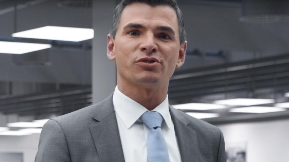 Boris Apenbrink, director del área Exclusive de Porsche
