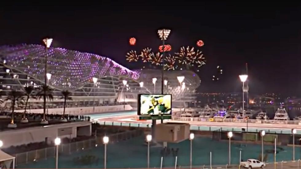 Circuitos más impresionantes: Yas Marina (I)