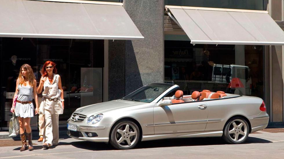 Coches para cuando seamos abuelos lujo deportivos SUV elegancia