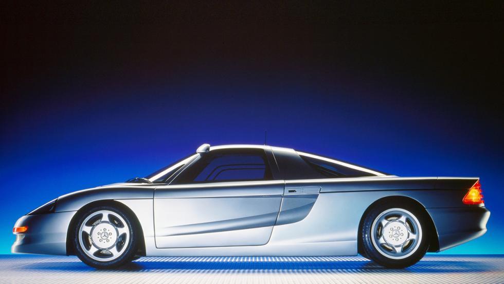 Los coches que nadie conoce de Mercedes - Mercedes-Benz C112