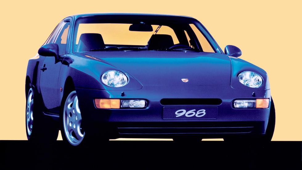 Coches que serán clásicos en 2017 - Porsche 968