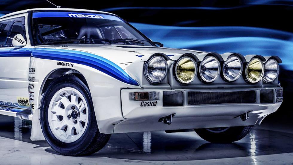Los coches de rally más brutales de todos los tiempos