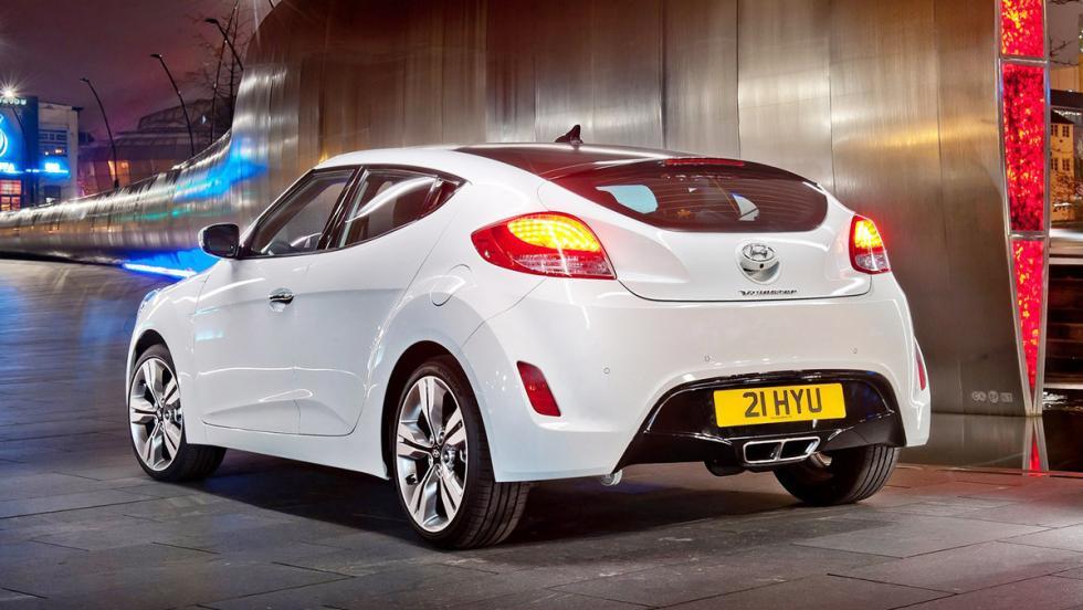 Coches raros que valdrán una millonada en el futuro... o no - Hyundai Veloster