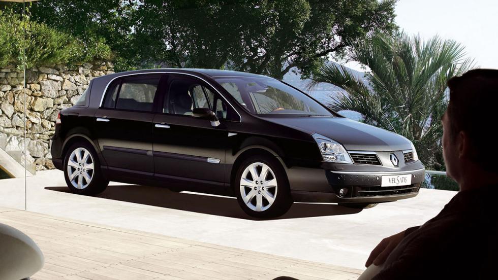 Coches raros que valdrán una millonada en el futuro... o no - Renault Vel Satis