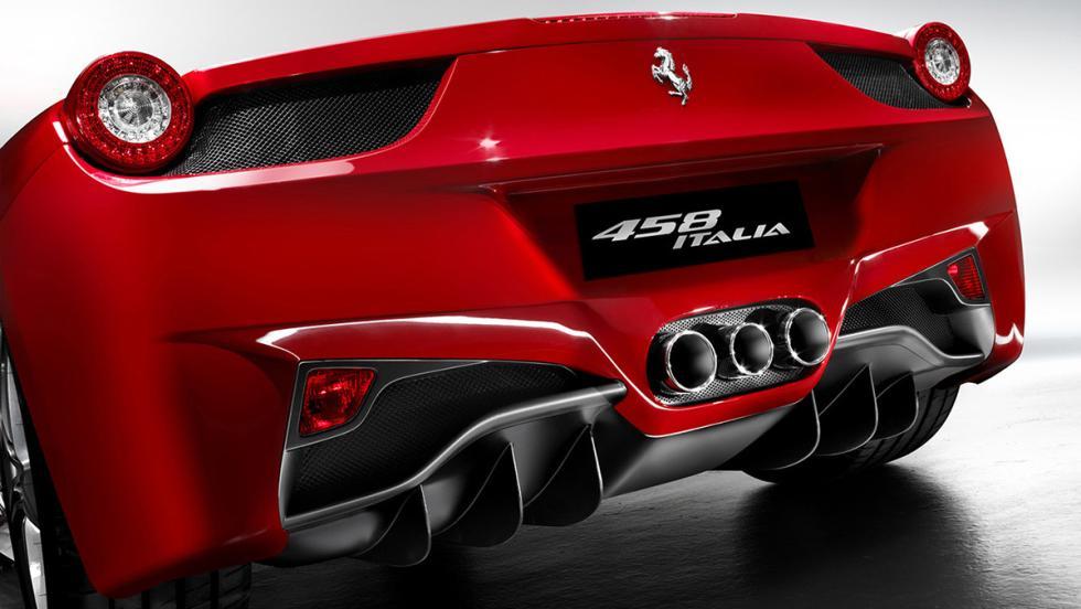 Los datos más flipantes del Ferrari 458 Italia - Era muy cargante