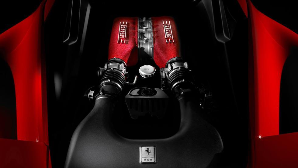 Los datos más flipantes del Ferrari 458 Italia - Su bloque era un V8 de 570 CV