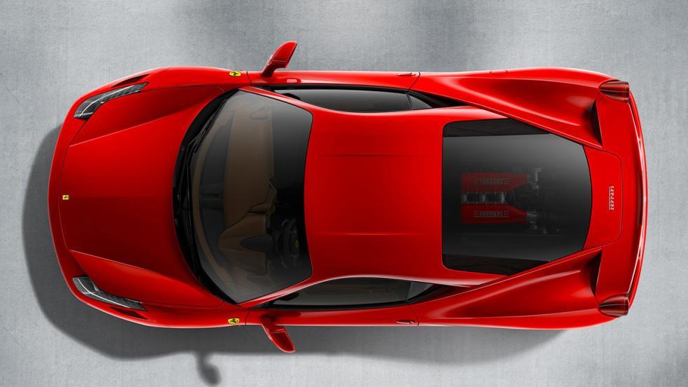 Los datos más flipantes del Ferrari 458 Italia - Su chasis era de aluminio