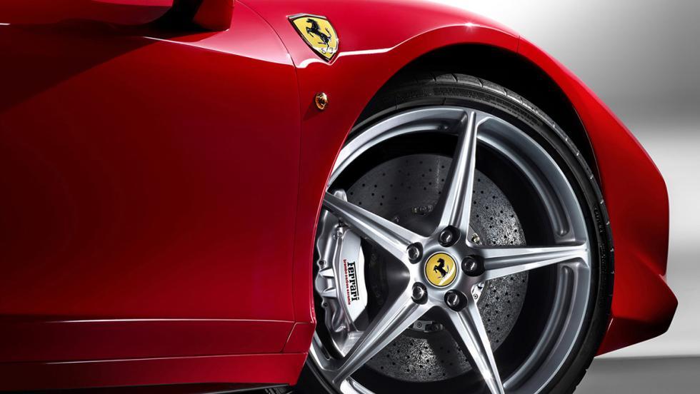 Los datos más flipantes del Ferrari 458 Italia