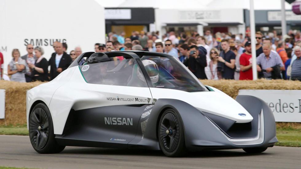 Los deportivos más rápidos de Goodwood - Nissan Blideglider - 61,8 s