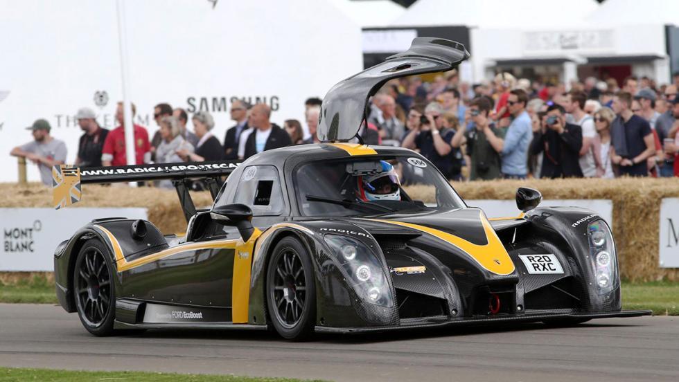 Los deportivos más rápidos de Goodwood - Radical RXC Turbo - 50,83 s