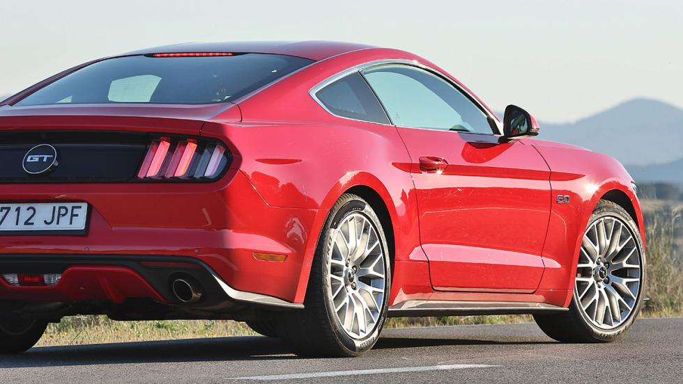 Los deportivos más vendidos en junio en España - Ford Mustang - 30 unidades