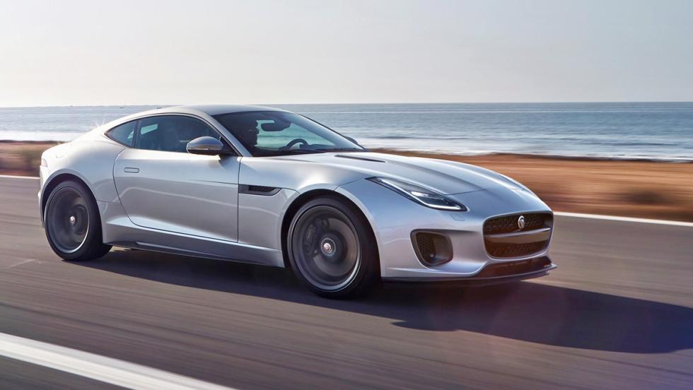 Los deportivos más vendidos en junio en España - Jaguar F-Type - 14 unidades
