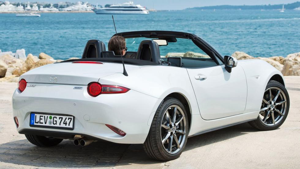 Los deportivos más vendidos en junio en España - Mazda MX-5 - 41 unidades