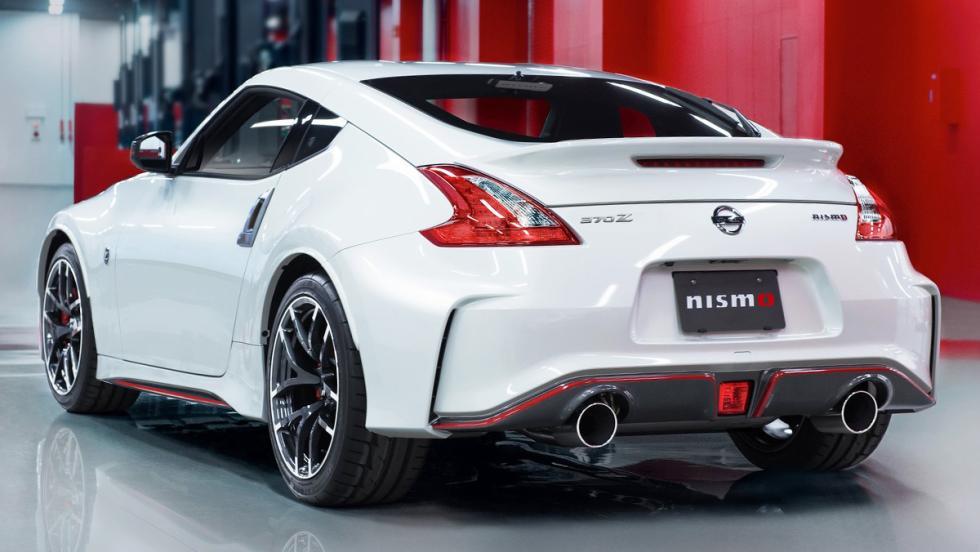 Los deportivos más vendidos en junio en España - Nissan 370Z - 10 unidades