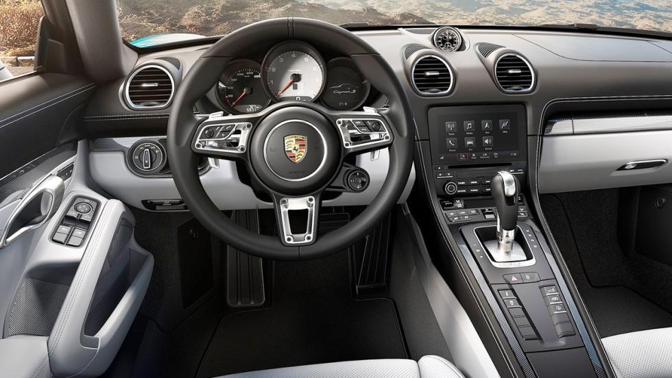 Los deportivos más vendidos en junio en España - Porsche 718 - 34 unidades