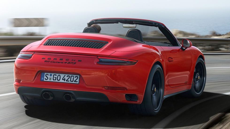Los deportivos más vendidos en junio en España - Porsche 911 - 38 unidades