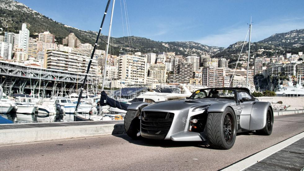 Donkervoort GTO frontal