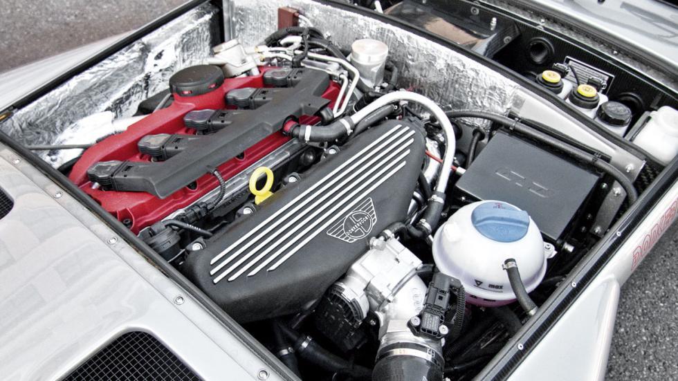 Donkervoort GTO motor