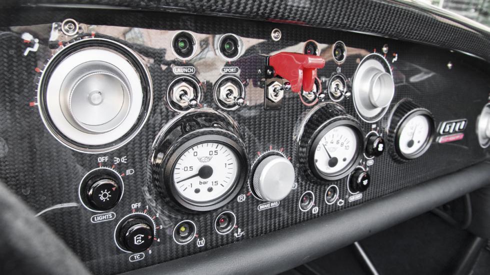 Donkervoort GTO relojes