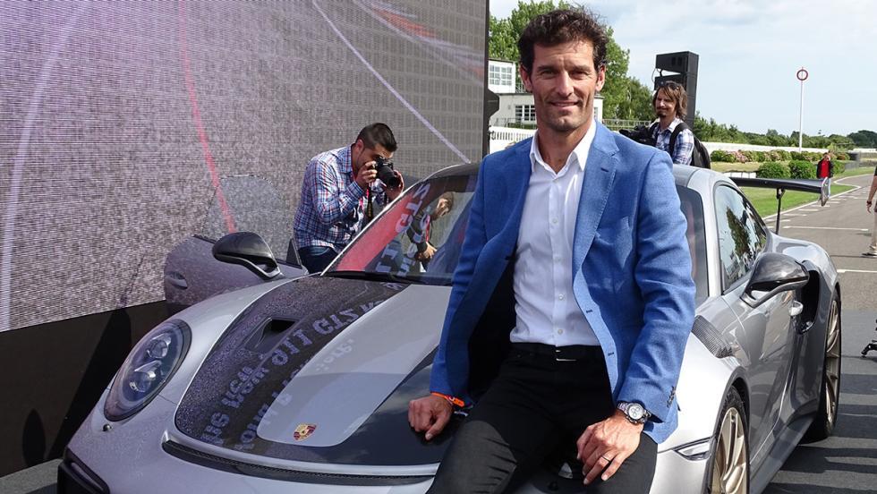 Entrevista a Mark Webber