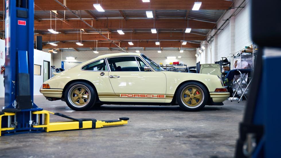 Fábrica Singer: Porsche Singer