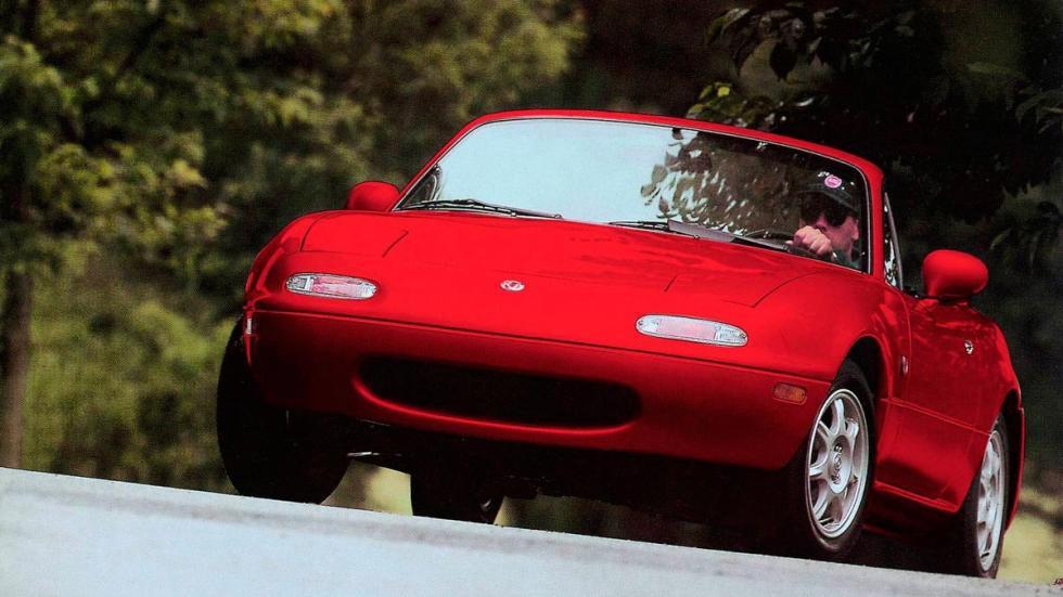 Faros escamoteables deportivo Corvette Mazda MX-5 Testarossa Porsche 928 Miura