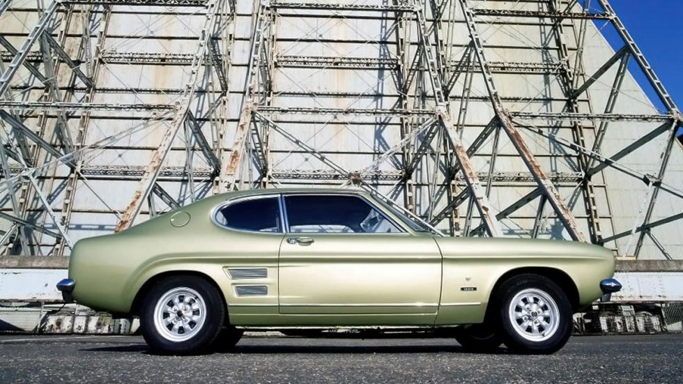 Ford Capri MK1 coupé clásico