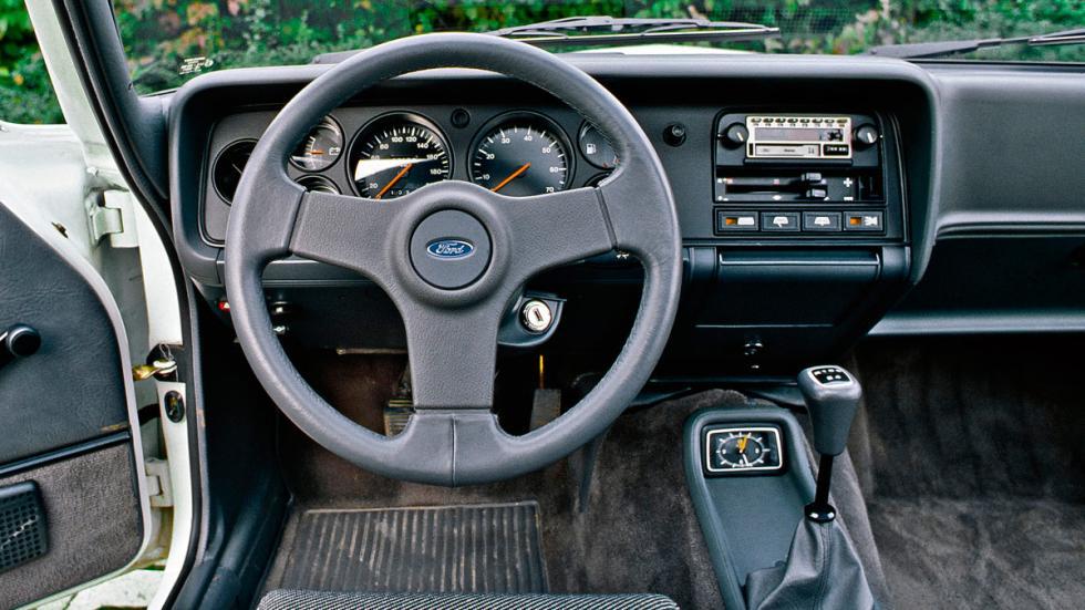 Ford Capri MK3 coupé clasico