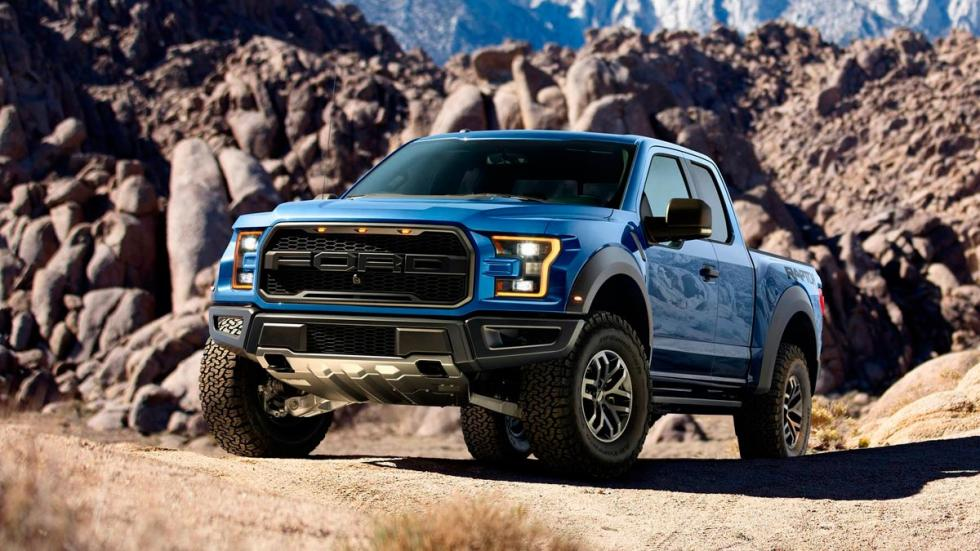 Ford F-150 Raptor pick-up todoterreno