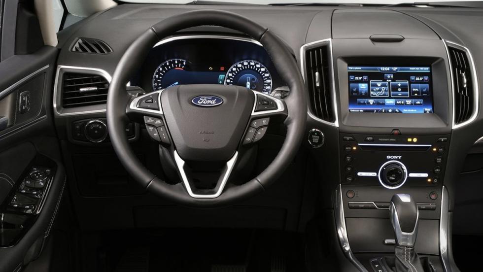 Ford Galaxy 2016 (V)