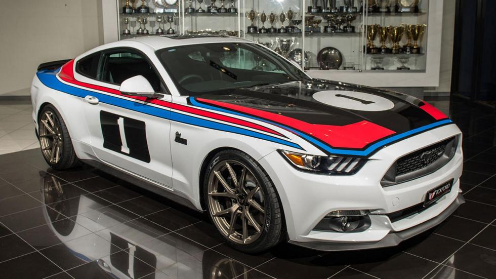 Ford Mustang Bathurst 77 Special (I)