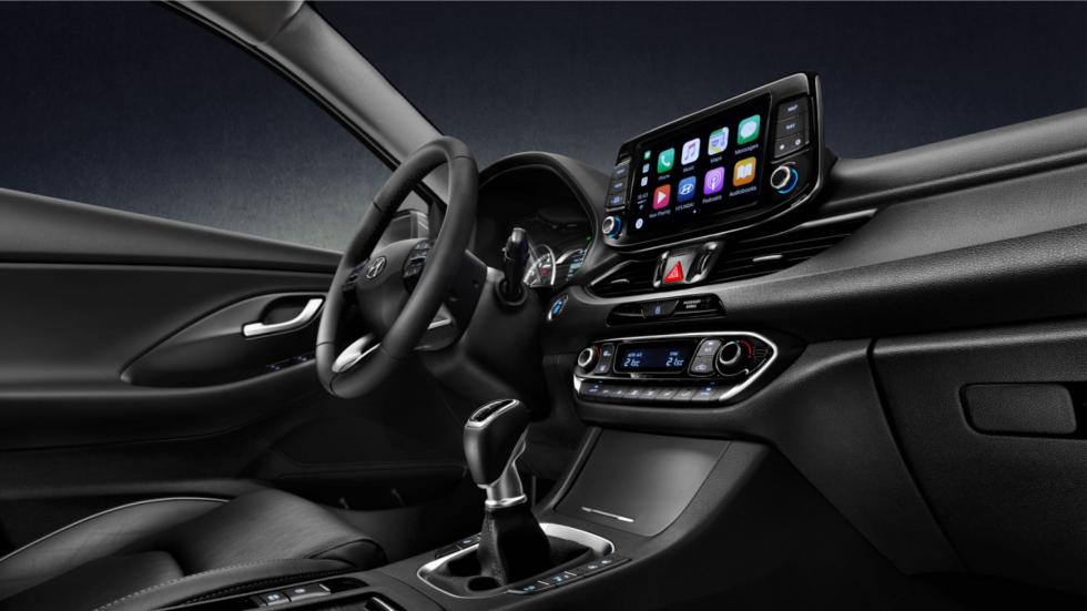 habitáculo Hyundai i30 Fastback