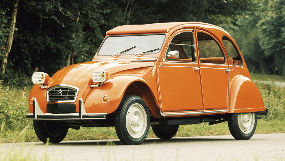 La historia del Citroën 2CV - 2CV4