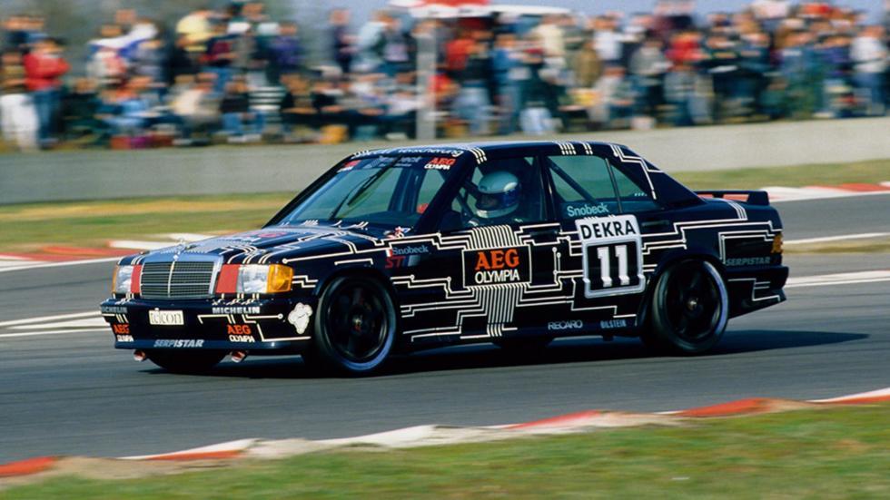 Historia de Mercedes en el DTM motorsport deportivos prestaciones