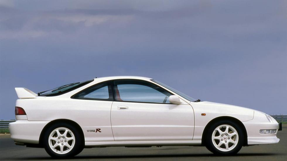 Honda Integra Type-R deportivo radical japón