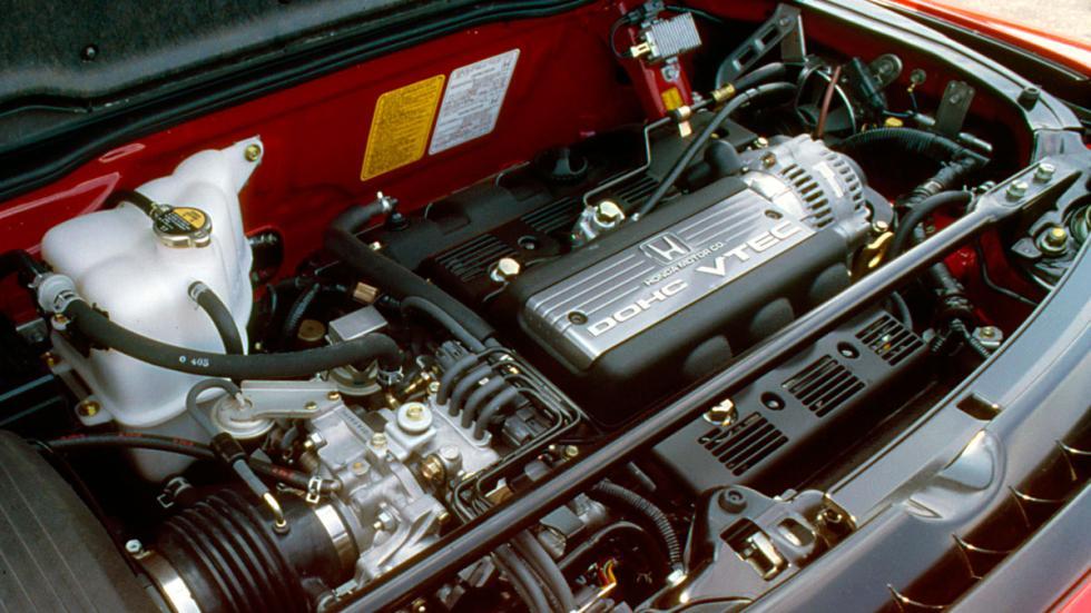 Honda NSX deportivo japonés