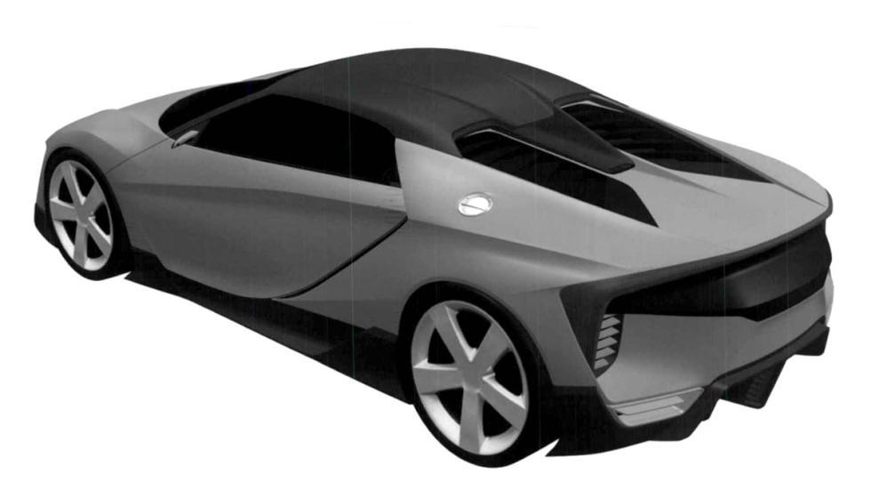 Honda ZSX (VI)