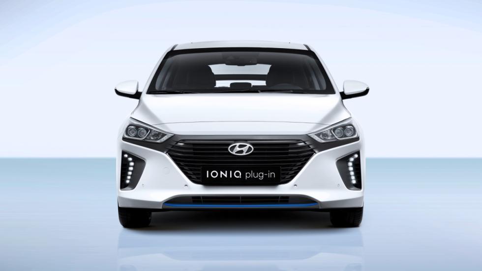 Hyundai Ioniq Plug-in frontal