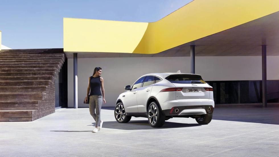 Jaguar E-Pace SUV compacto lujo
