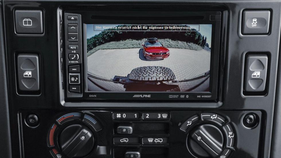 Land Rover Defender Startech Sixty8 off-road todoterreno preparaciones