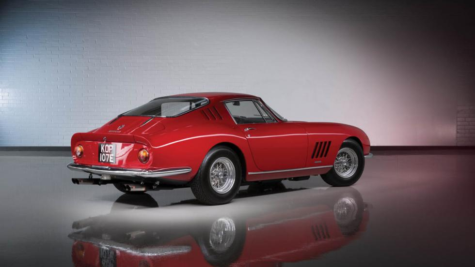 Lote de Ferrari a subasta (V)